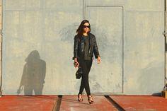 black-skinny-jeans - Paso a Paso Blog