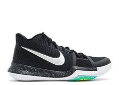 the latest fe169 8894b Kyrie 3 Black Ice Silver 852395 018    Find out more about the great  product at the image link. April Dawson · Nike Shoes