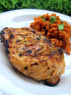Spicy Margarita Chicken