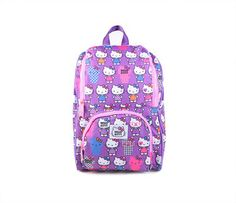 Hello Kitty Small Backpack  Lavender Tone Small Backpack f91487a76a258