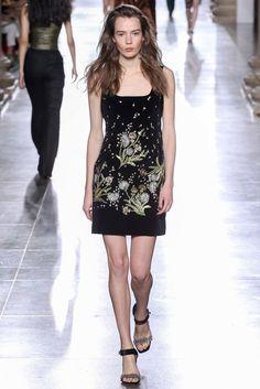 Topshop Unique Fall 2015 Ready-to-Wear Fashion Show - Taya Ermoshkina