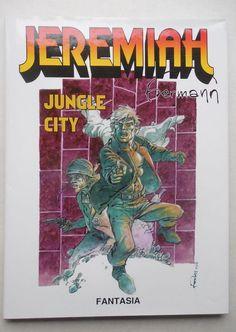 Jeremiah - Jungle Jim - luxe - hc - (2015) - W.B.