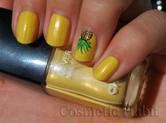 37 Fresh Fruit Nails For Summer