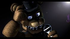 Unwithered freddy by Odrios on DeviantArt Five Nights At Freddy's, Fnaf Song, Dragon Wolf, Freddy 2, Horror Video Games, Fnaf Sister Location, Photoshop Images, Best Duos, Fnaf 1