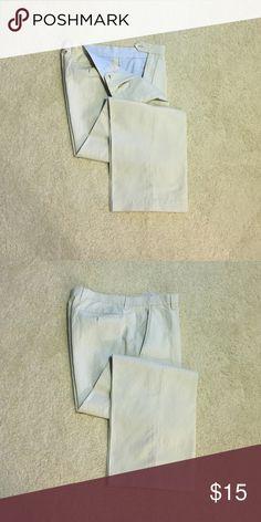 Men's Banana Republic Pants Men's Banana Republic linen (52/48%) pants. Nice, lightweight texture. Worn once. Mint condition. 34x34 Banana Republic Pants Chinos & Khakis