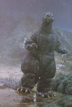 Godzilla vs. Biollante.