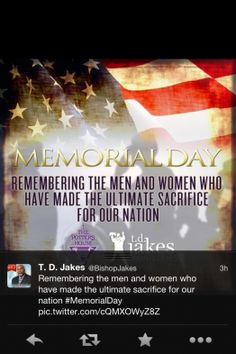 sermons on memorial day