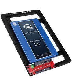 SSD upgrade for creaky old 2009 iMac