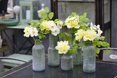 blomster borddekorationer - Google-søgning