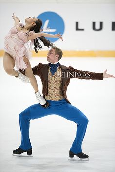 Madison Chock & Evan Bates, USA - October 2013