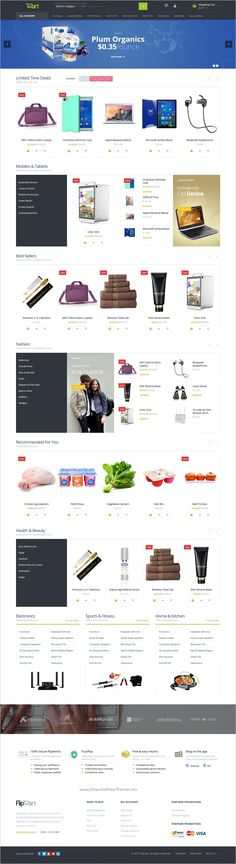 Flipcart is a beautiful responsive 3in1 #WooCommerce #WordPress theme for multipurpose #eCommerce website download now➩ https://themeforest.net/item/flipcart-multipurpose-woocommerce-wordpress-theme/18734941?ref=Datasata