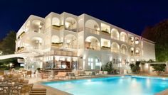 Kronos Hotel Πλαταμώνας Mansions, House Styles, Home, Decor, Mansion Houses, Decoration, Decorating, Manor Houses, Ad Home