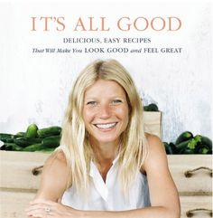 DR L: Why did you write the book? GP: I wrote the book because I wanted a mini encyclopedia of gluten free, dairy free, sugar free recipes that were delicious and comforting. Food that is so good it would never cross your mind that you were cutting anything out, or being deprived of anything.