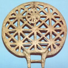 A religious standart of the Hitit, Alacahöyük, Museum of Anatolian Civilization, Ankara (İlhan Akşit) (Erdinç Bakla archive)