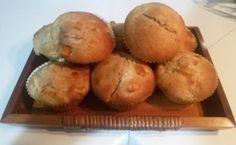 Muffin Integrali alle Mele con cuore di Marmellata