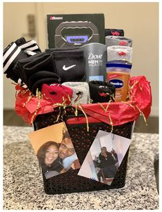 Christmas Presents For Boyfriend, Birthday Gifts For Boyfriend Diy, Creative Gifts For Boyfriend, Cute Boyfriend Gifts, Bf Gifts, Cute Birthday Gift, Cute Christmas Gifts, Diy Gifts For Him, Boyfriend Anniversary Gifts