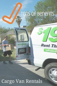 bought a new sofa u haul cargo vans are great for deliveries u haul and storage pinterest. Black Bedroom Furniture Sets. Home Design Ideas