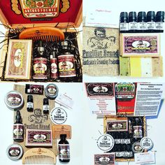 The largest selection of Beard Care gifts, sets & kits on the Internet. Shop now