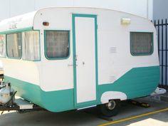Caravan Vintage 1965 Franklin Classic. Australian