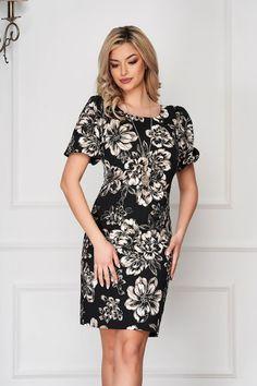 Rochii office de vară la modă în 2020 - Rochii office în vogă vara acesta Beautiful Dresses, Cold Shoulder Dress, Casual, Fashion, Clothing, Moda, Cute Dresses, Beautiful Gowns, Fashion Styles