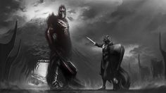 By the Gates Of Angband by skyrace.deviantart.com on @DeviantArt