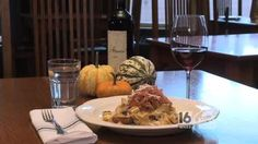 We visit Palazzo 53Pittston's downtown dining jewel.  Watch as they create the perfect dinner of Penne with Shrimp and Crab, a fabulous fall salad and pumpkin cannoli for dessert Penne with Shr...