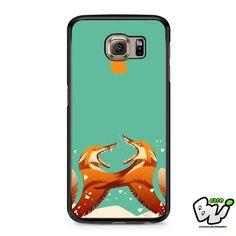 Fight Fox Samsung Galaxy S6 Case