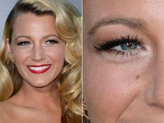 Eye makeup for Hooded Eyes Blake Lively