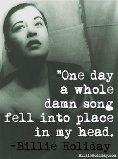 Cotizaciones de vacaciones de Billlie | El sitio web oficial de Billie Holiday Billie Holiday, Social Media Pages, Music Quotes, Songs, Website, Glamour, Deep, Black, Vacations