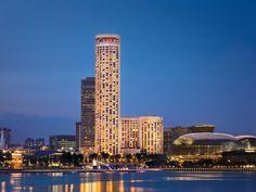Singapur - Swissôtel The Stamford Erfahrungsbericht (Video + Bilder)