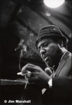 Thelonious Monk American jazz pianist, composer and innovator Legends of Style Jazz Artists, Jazz Musicians, Music Artists, Famous Artists, Smooth Jazz, Francis Wolff, Jim Marshall, Thelonious Monk, Soul Jazz