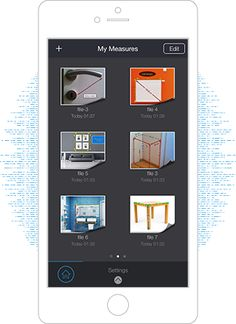 My Measures - Whether you're building, remodeling or decorating a home...the following app will come in handy.