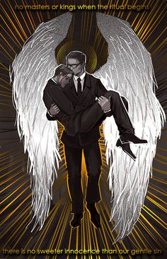 Kingsman - Gentle Sin by maXKennedy.deviantart.com on @DeviantArt