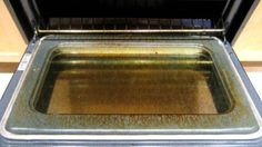 How to Clean your Self-Cleaning Oven-- in comments.