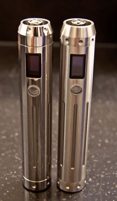 Makes sure to read our full Sigelei Zmax V3 review http://www.ecigguide.com/review/sigelei-zmax-v3/ #ecigguideSigelei Zmax - Body Only - Stainless Satin