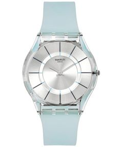 c25eeac8ede A Summer Breeze watch from the Swatch Tech Mode collection.