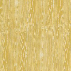 Joel Dewberry - Aviary 2 - Woodgrain in Vintage Yellow