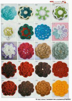 Crochet: pillow