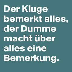 #Klug #Dumm #Boldomatic #Sprüche #Deutsch