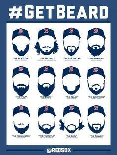 Get Beard - 2013 Sox