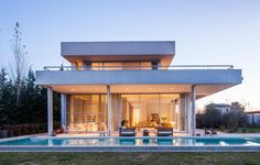 Galeria Fotos - Barrionuevo Sierchuk Arquitectas, Casa Agua - Portal de Arquitectos