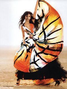 Lakshmi Menon, fiery nomad
