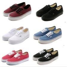 Nuevo Van authentictrainer clásica para hombre Casual Zapatos Zapatillas De  Lona Zapatos sin Taco Zapatos Vans f273f898a64