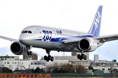 Wow Awesome (ANA) All Nippon Airways Boeing 787-8 Dreamliner   by [PlanesonEarth]