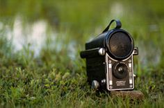 Beautiful Cameras of Yesteryear