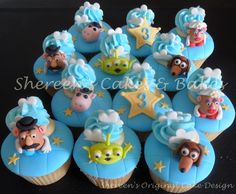 Toy Story Cupcakes — Cupcakes!