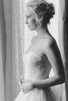 Candice Accola wedding - photography by Jonas Peterson