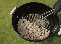 Grill Skills - Fire Configurations from Weber Grills and Accessories