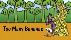 """""""Too Many Bananas"""" is the tenth animated story of a brand new series called """"Little BookBoxers"""". Through this series we would like to provide stories that are simple and fun for toddlers (2 to 4 year olds) who have just started reading and learning languages."""