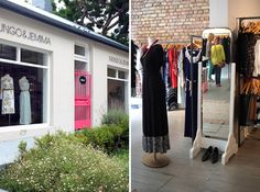 Mungo & Jemima in Claremont is a great local boutique with plenty of local designers sold there